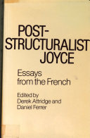 Post-Structuralist Joyce