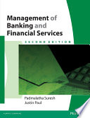 Management of Banking and Financial Services: