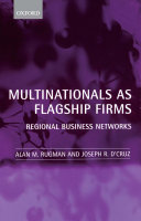 Multinationals as Flagship Firms Pdf/ePub eBook