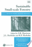 Sustainable Small-scale Forestry