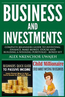 Business and Investments Book