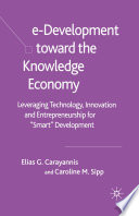 e Development Toward the Knowledge Economy