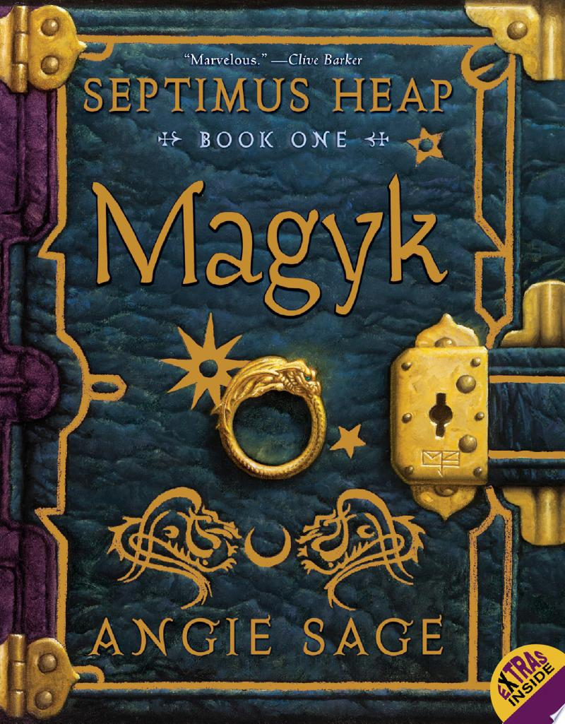 Septimus Heap, Book One: Magyk image