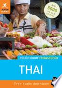 Rough Guide Phrasebook  Thai