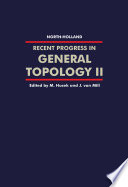 Recent Progress in General Topology II Book
