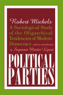 Pdf Political Parties