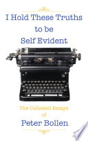 I Hold These Truths to be Self Evident Book