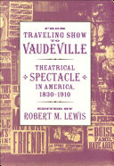 From Traveling Show to Vaudeville