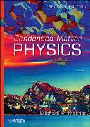 Condensed Matter Physics [Pdf/ePub] eBook