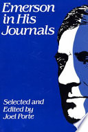 Emerson In His Journals PDF