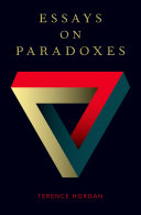 Pdf Essays on Paradoxes Telecharger