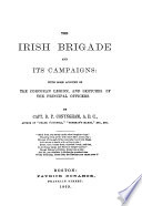 The Irish Brigade and Its Campaigns Book PDF