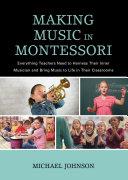 Making Music in Montessori