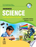 AWARENESS SCIENCE FOR 7 CLASS WITH CD ON REQUEST