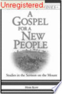 A Gospel For A New People