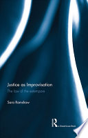 Justice as Improvisation