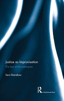 Justice as Improvisation [Pdf/ePub] eBook