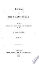 Lena  Or  The Silent Woman