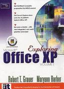 Exploring Microsoft Office XP