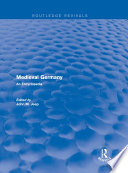 Routledge Revivals Medieval Germany 2001