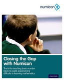 Numicon  Closing the Gap with Numicon Teaching Guide