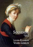Souvenirs - Tome 2/3