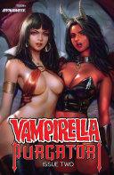 Pdf Vampirella VS. Purgatori #2