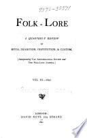 Folklore Book PDF