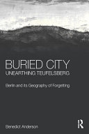 Pdf Buried City, Unearthing Teufelsberg Telecharger