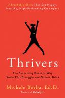 Thrivers Book PDF