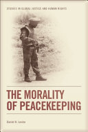Morality of Peacekeeping Pdf/ePub eBook