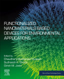 Functionalized Nanomaterials Based Devices for Environmental Applications