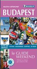 Guida Turistica Budapest. Con pianta Immagine Copertina