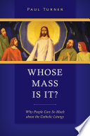 Whose Mass Is It  Book PDF