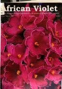 Pdf African Violet Magazine