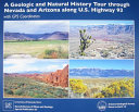 SP035  A Geologic and Natural History Tour Through Nevada and Arizona Along U S  Highway 93