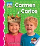 Carmen Y Carlos EBook