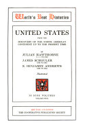 United States from the Discovery of the North American Continent Up to the Present Time Book
