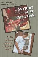 Anatomy of an Execution ebook