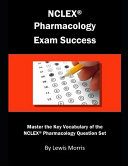Nclex Pharmacology Exam Success Book PDF