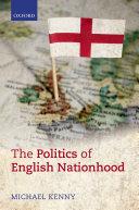 The Politics of English Nationhood Pdf/ePub eBook