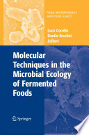 Molecular Techniques in the Microbial Ecology of Fermented Foods