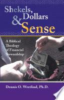 Shekels Dollars Sense