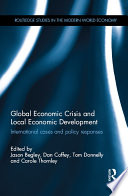 Global Economic Crisis and Local Economic Development
