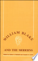 William Blake And The Moderns