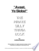 The Pirate Silly Trivia Book