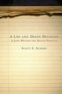 Pdf A Life and Death Decision