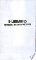 E Libraries Book PDF