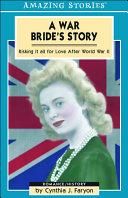 Pdf A War Bride's Story