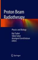 Proton Beam Radiotherapy Book